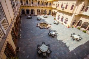 Alsisar Mahal- Heritage Hotel, Отели  Alsīsar - big - 102