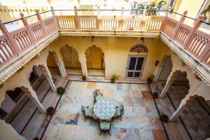Alsisar Mahal- Heritage Hotel, Отели  Alsīsar - big - 14