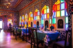 Alsisar Mahal- Heritage Hotel, Отели  Alsīsar - big - 23