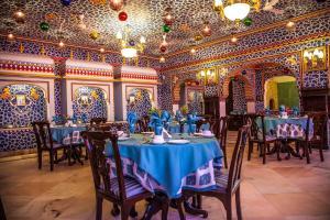 Alsisar Mahal- Heritage Hotel, Отели  Alsīsar - big - 28