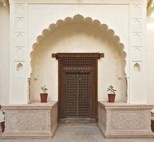 Alsisar Mahal- Heritage Hotel, Отели  Alsīsar - big - 26