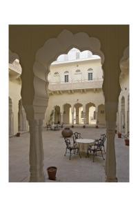 Alsisar Mahal- Heritage Hotel, Отели  Alsīsar - big - 25