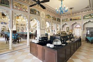Alsisar Mahal- Heritage Hotel, Отели  Alsīsar - big - 33