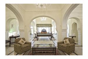 Alsisar Mahal- Heritage Hotel, Отели  Alsīsar - big - 8
