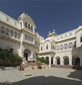 Alsisar Mahal- Heritage Hotel, Отели  Alsīsar - big - 37