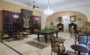 Alsisar Mahal- Heritage Hotel, Отели  Alsīsar - big - 71
