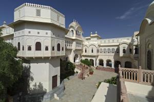 Alsisar Mahal- Heritage Hotel, Отели  Alsīsar - big - 73