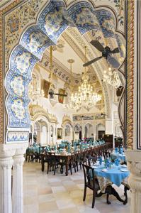 Alsisar Mahal- Heritage Hotel, Отели  Alsīsar - big - 74