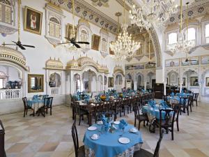 Alsisar Mahal- Heritage Hotel, Отели  Alsīsar - big - 95