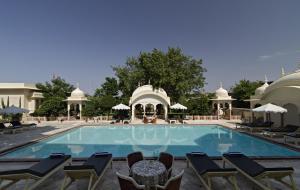 Alsisar Mahal- Heritage Hotel, Отели  Alsīsar - big - 99