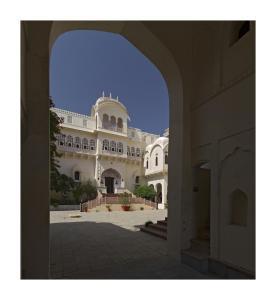 Alsisar Mahal- Heritage Hotel, Отели  Alsīsar - big - 83
