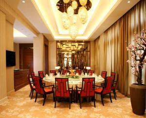 Landison Green Town Hotel Xinchang, Hotely  Xinchang - big - 7
