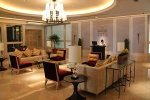 Landison Green Town Hotel Xinchang, Hotely  Xinchang - big - 9