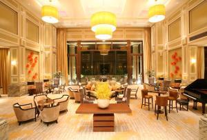 Landison Green Town Hotel Xinchang, Hotely  Xinchang - big - 15
