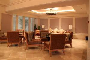 Landison Green Town Hotel Xinchang, Hotely  Xinchang - big - 4