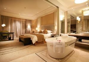 Landison Green Town Hotel Xinchang, Hotely  Xinchang - big - 2