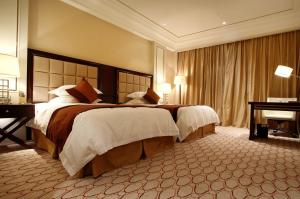 Landison Green Town Hotel Xinchang, Hotely  Xinchang - big - 28