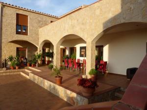 B&B Casa Rural Mas del Rey - Sant Jordi