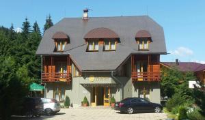 3 star pensiune Penzion Flores Demänovská Dolina Slovacia