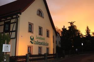 Landhotel Lindenschänke - Gönnsdorf