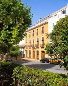 . Hotel Casapalaciega S.XIX