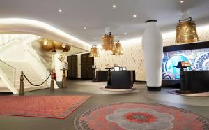Kameha Grand Zurich, Autograph Collection - Hotel - Glattbrugg
