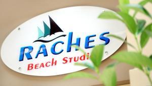 Raches Beach Studios, Apartmány  Rákhai - big - 22