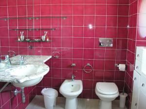 Doppelzimmer mit eigenem externen Bad