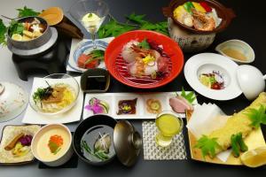 Kikunoya, Hotels  Miyajima - big - 24