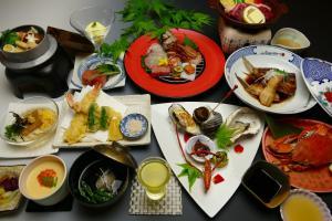 Kikunoya, Hotels  Miyajima - big - 22