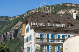 Hotel Elefant, Szállodák  Ora/Auer - big - 53