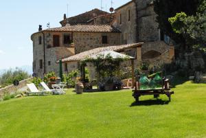 Borgo San Gusmè, Ferienwohnungen  San Gusmè - big - 42