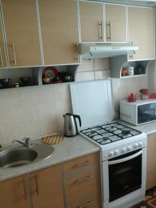 Apartment on Pushkina 18, Ferienwohnungen  Hrodna - big - 5