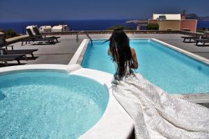 Alisaxni Resort, Aparthotels  Akrotiri - big - 32