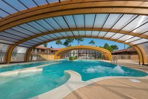 Location gîte, chambres d'hotes Les Cottages Du Lac dans le département Landes 40