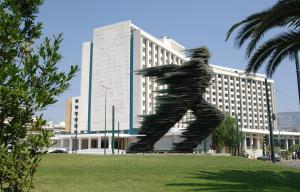 Hilton Athens, Отели  Афины - big - 1
