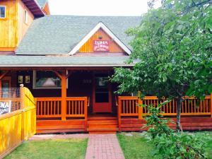 Luna Bed & Breakfast, Отели типа «постель и завтрак»  Grand Forks - big - 1