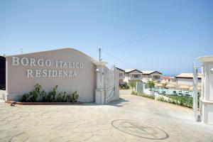 Residenza Borgo Italico - Santa Domenica