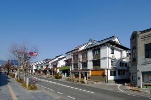 Chuokan Shimizuya Ryokan - Accommodation - Nagano