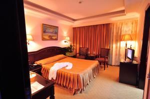 Hotel Arca lui Noe, Hotel  Sinaia - big - 96