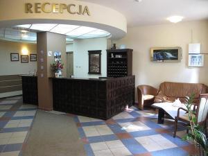 Hotel Carmen, Szállodák  Karpacz - big - 12