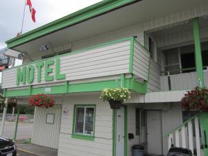 Bulkley Valley Motel, Мотели  New Hazelton - big - 27