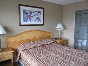 Bulkley Valley Motel, Мотели  New Hazelton - big - 23