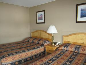 Bulkley Valley Motel, Мотели  New Hazelton - big - 21