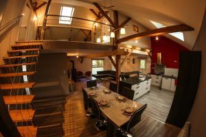 L'Atypique Vosgien - Apartment - Bussang