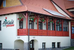 Amadé, Vendégházak  Madéfalva - big - 16