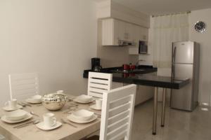 Cantabria House Suites, Апарт-отели  Агуаскальентес - big - 41
