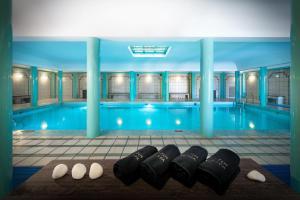 Bella Beach Hotel, Rezorty  Hersonissos - big - 19