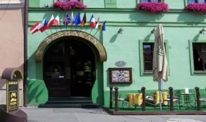 Hotel Barbakan, Левоча
