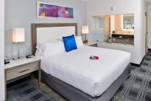 Holiday Inn Express & Suites San Diego - Mission Valley, Отели  Сан-Диего - big - 55